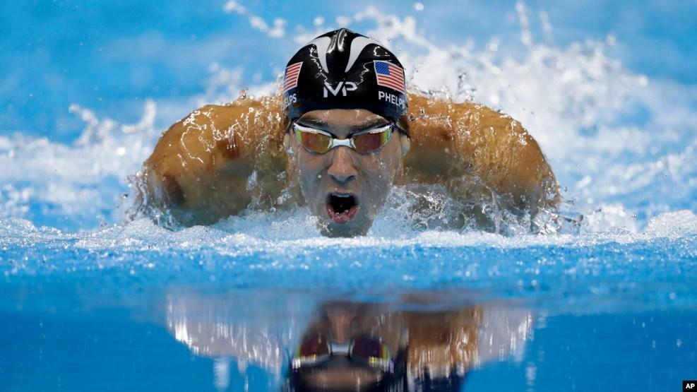 Michael Phelps giành huy chương vàng thứ 22 trong sự nghiệp với phần thi 200 mét hỗn hợp cá nhân.