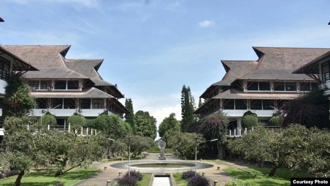 Kampus ITB Ganesha, Bandung. (Foto: Adi Permana/Humas ITB)