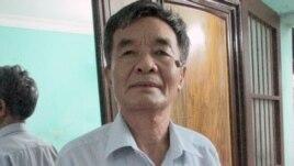 Nhà văn Nguyễn Xuân Nghĩa.