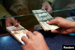 Overseas Pakistani workers are an important source of remittances.