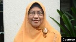 Anggota Badan Legislasi DPR dari Fraksi Partai Keadilan Sejahtera (PKS) Ledia Hanifa Amaliah. (Foto: PKS)