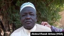 Adamou Boubacar, habitant de Tongo Tongo, Niamey, le 2 novembre 2017 (VOA/Abdoul-Razak Idrissa)