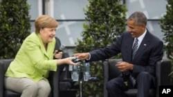 Merkel Dört ABD Başkanıyla Nasıl Sorunlar Yaşadı? 14