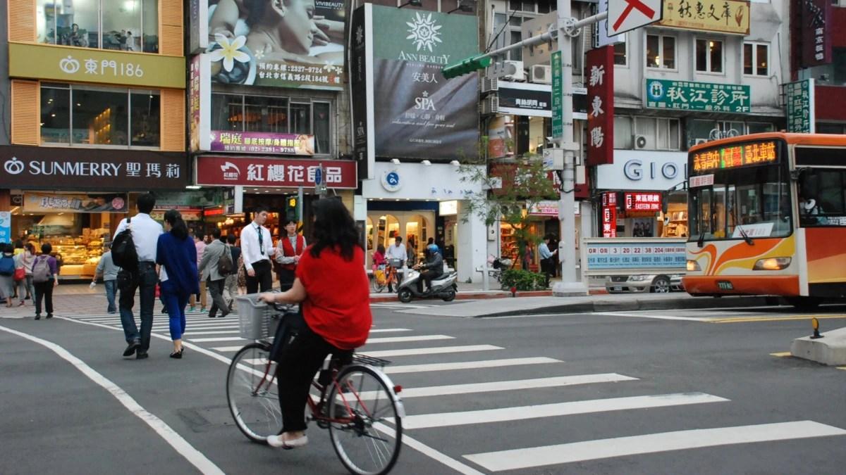 香港人移民臺灣 人數急升