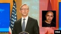 ABD İran Özel Temsilcisi Brian Hook