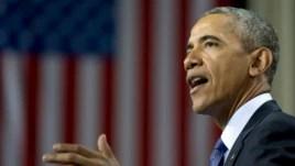 Tổng thống Obama nói nhiều người phạm tội nhưng không bạo lực đã bị buộc phải trả giá với những bản án khắc nghiệt quá mức