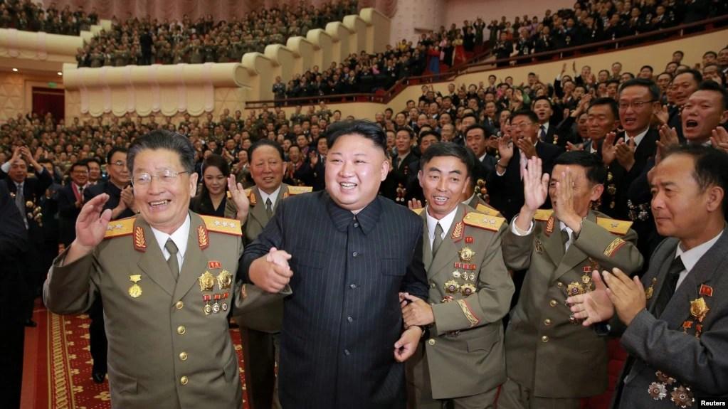 Lãnh tụ Triều Tiên Kim Jong Un