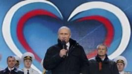 Ông Putin đang đi một nước cờ mạo hiểm.