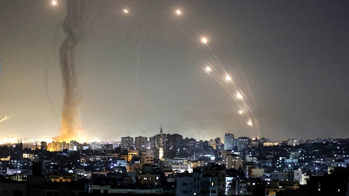 Pertempuran Meningkat, Sedikitnya 40 Tewas di Gaza dan Israel