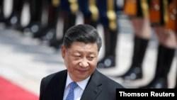چین کے صدر شی جن پنگ