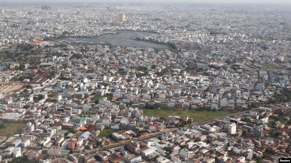 Thành phố Hồ Chí Minh. (Ảnh minh họa)