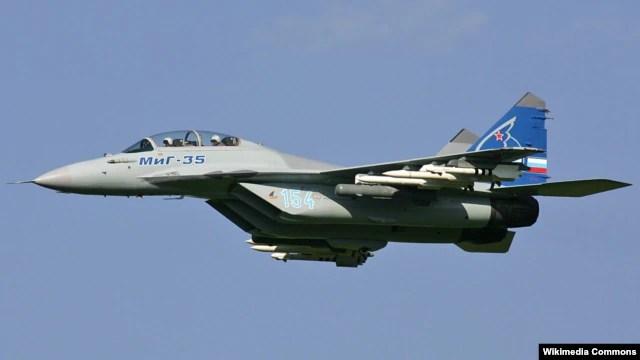 Chiến đấu cơ MiG-35 của Nga.