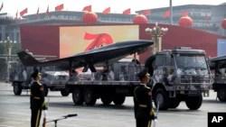China se ha convertido en una poderosa potencia militar en Asia y el mundo debido al desarrollo de armamento de alto nivel y alcance.