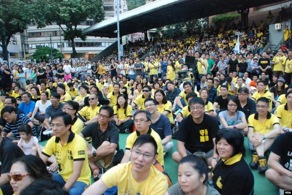 香港民主派政黨立法會選舉的部署