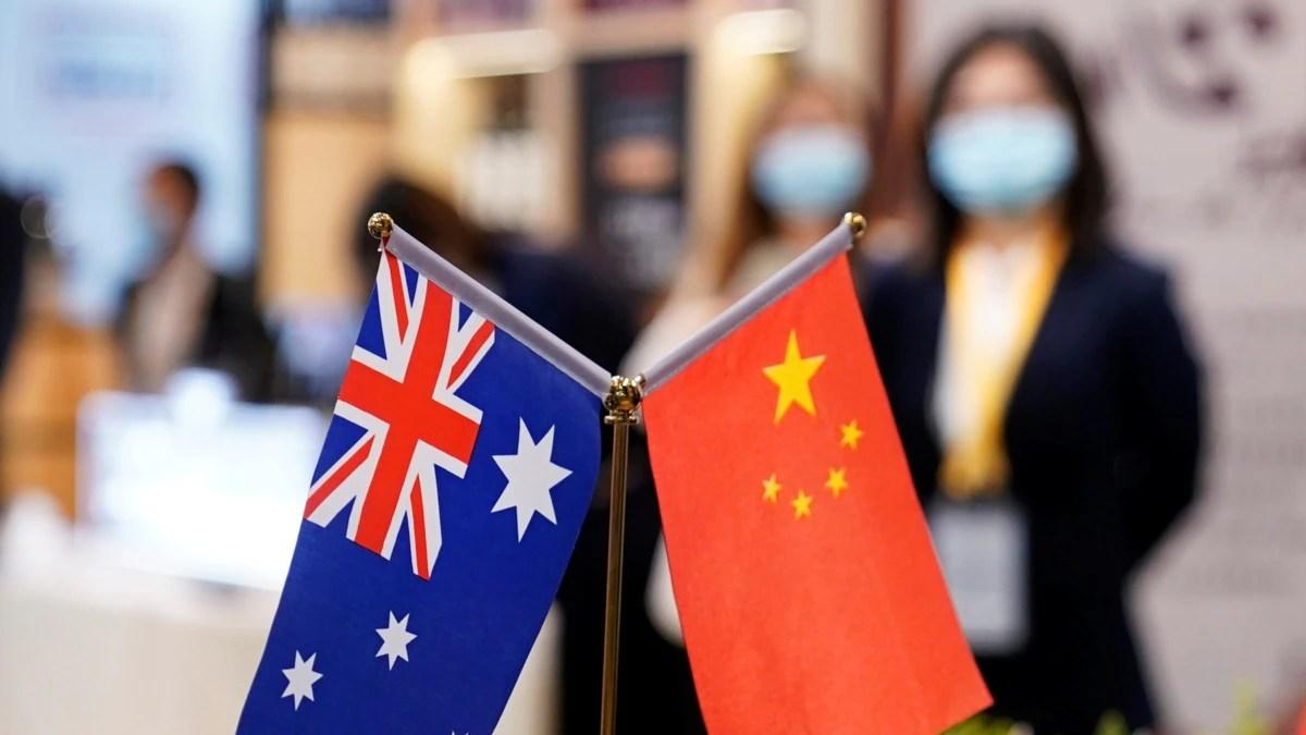 China Tangguhkan Dialog Ekonomi dengan Australia