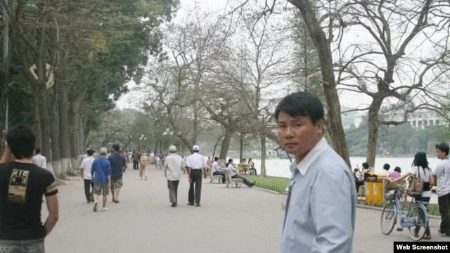 Blogger Trương Duy Nhất (TDN Facebook)