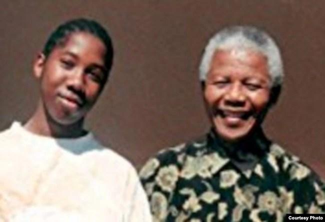 Caption: Ndaba Mandela writes about his grandfather, Nelson Mandela, in a new memoir. (Photo courtesy of Ndaba Mandela)