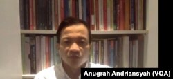 Direktur Eksekutif Amnesty International Indonesia, Usman Hamid. (Foto: VOA/Anugrah Andriansyah)