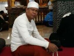 Sutrisno, warga Yogyakarta. (Foto: VOA/Nurhadi Sucahyo)