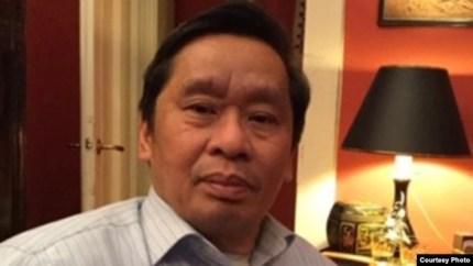 Ông Nguyễn Đăng Khải, thành viên Uỷ ban Thụy Sĩ - Việt Nam Cosunam.