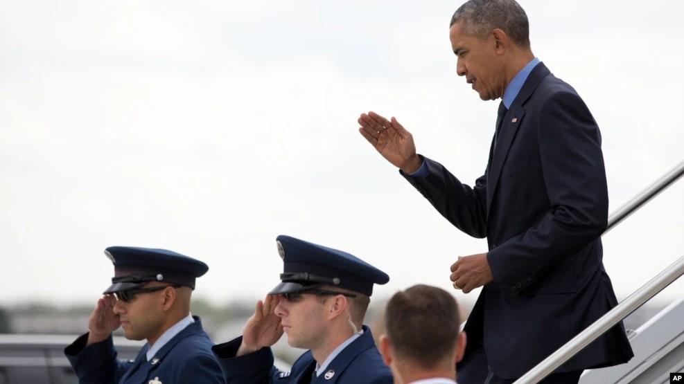 Tổng thống Mỹ Barack Obama sẽ chính thức bắt đầu chuyến công du Việt Nam vào ngày 21/5.