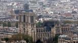 Nhà thờ Đức Bà Paris sau vụ hỏa hoạn