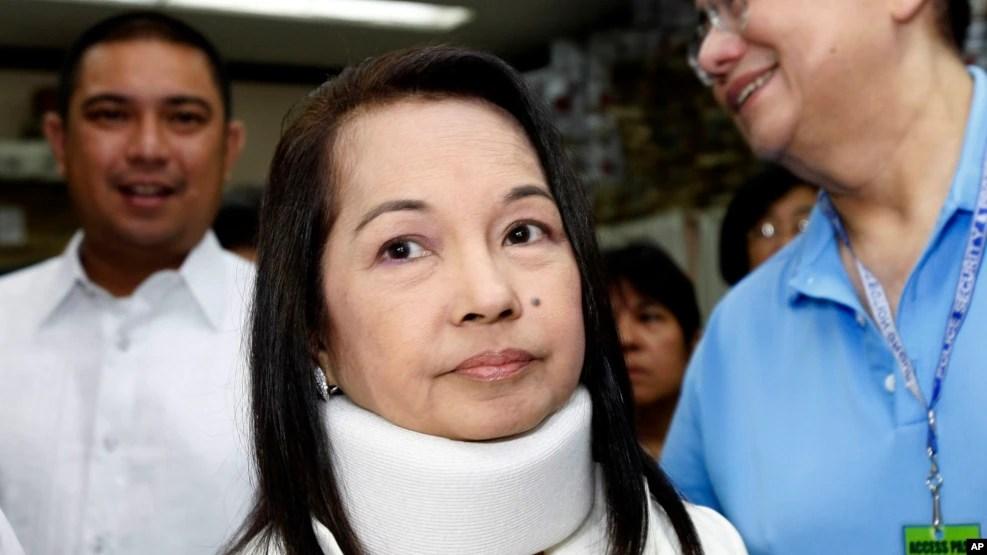 Cựu tổng thống Philippines Gloria Macapagal Arroyo. (Ảnh tư liệu)