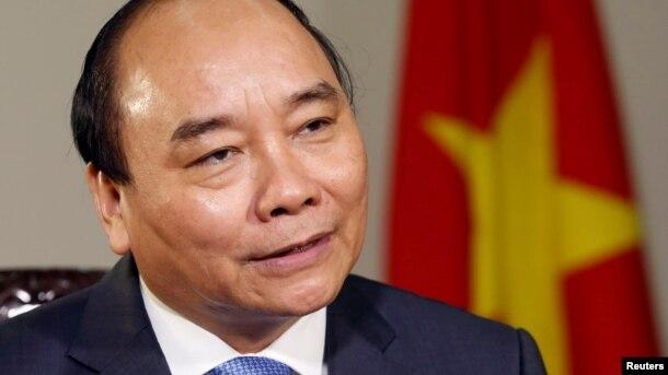 Thủ tướng Việt Nam Nguyễn Xuân Phúc. (Ảnh tư liệu)