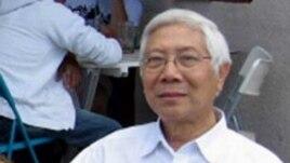 Nhà văn Nguyễn Xuân Hoàng.