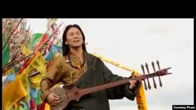 Ca sĩ Tây Tạng Gepe