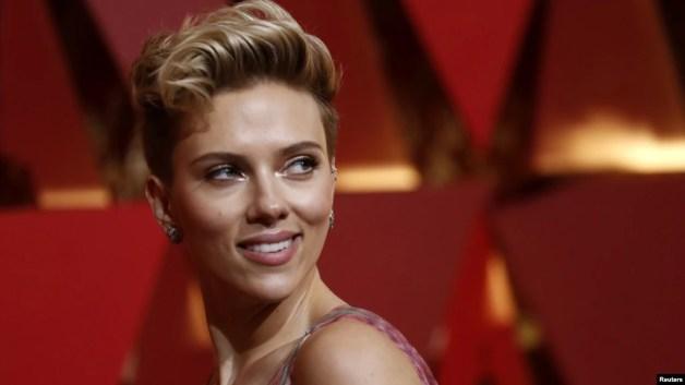 Image result for Scarlett Johansson film exit spotlights lack of roles for transgender actors