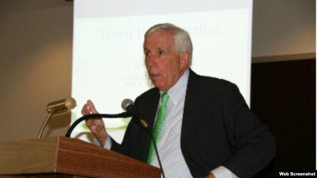 Dân biểu Hoa Kỳ Frank Wolf