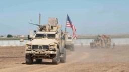El presidente Donald Trump defendió el lunes 7 de octubre de 2019 la decisión de su administración de retirar las tropas estadounidenses del norte de Siria, diciendo que era demasiado costoso seguir apoyando a las fuerzas lideradas por los kurdos aliados de EE.UU.