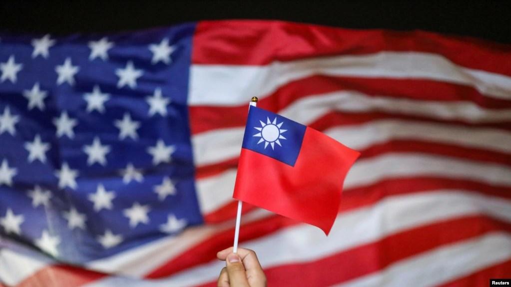 """美国会议员重提:废除""""一个中国政策""""并承认台湾"""