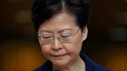 La líder de Hong Kong, Carrie Lam, dijo el martes que está dispuesta a iniciar un diálogo con los residentes del territorio semiautónomo chino con el fin de frenar las protestas.