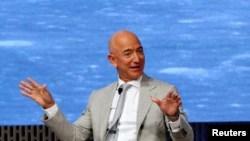 Jeff Bezos Uzay Yolculuğuna Hazır 15