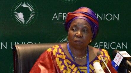 Bà Dalmini-Zuma sẽ là người phụ nữ đầu tiên lãnh đạo Liên hiệp Phi Châu