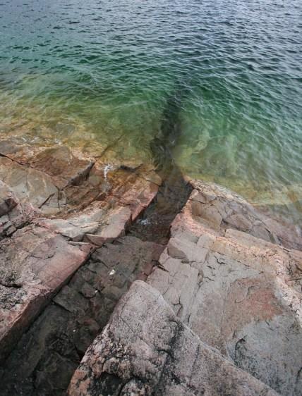 Agawa Rock Trail, Lake Superior Provincial Park