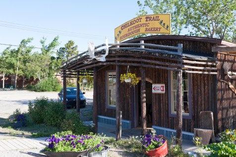 Chilkoot Trail Sourdough Bakery (Carcross)