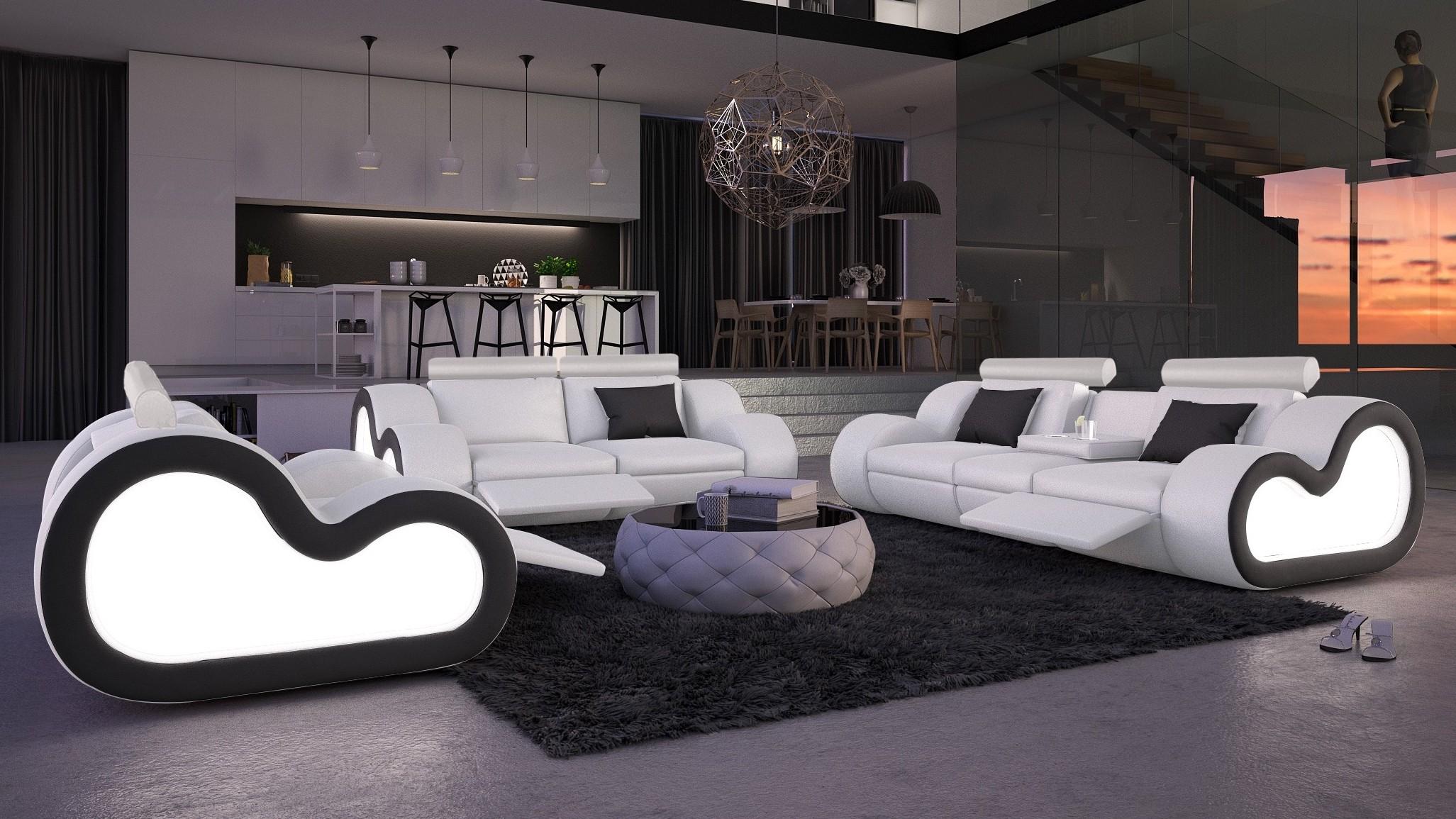 De Haute Qualite Image Des Salons Moderne Complet