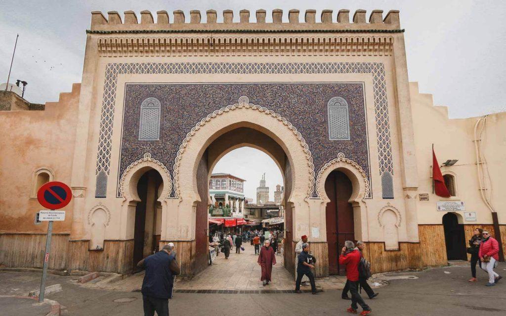 Марокко қайда - Африка картасында? Қай елде?