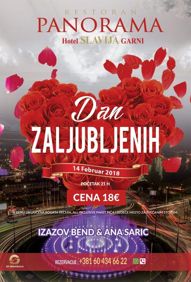 gde proslaviti dan zaljubljenih u beogradu