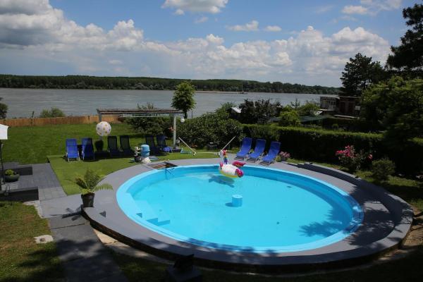 Vila Danube Lux Novi Banovci kuca za iznajmljivanje (1)