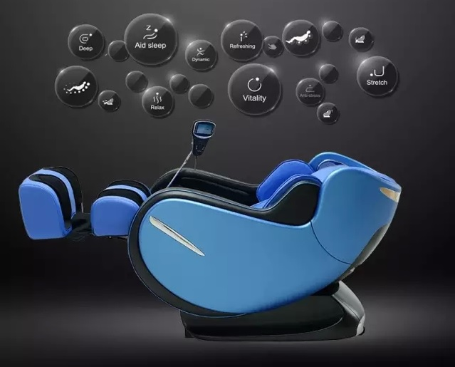Buy 2016 Futuristic Massage Chair Newest Rocking Full