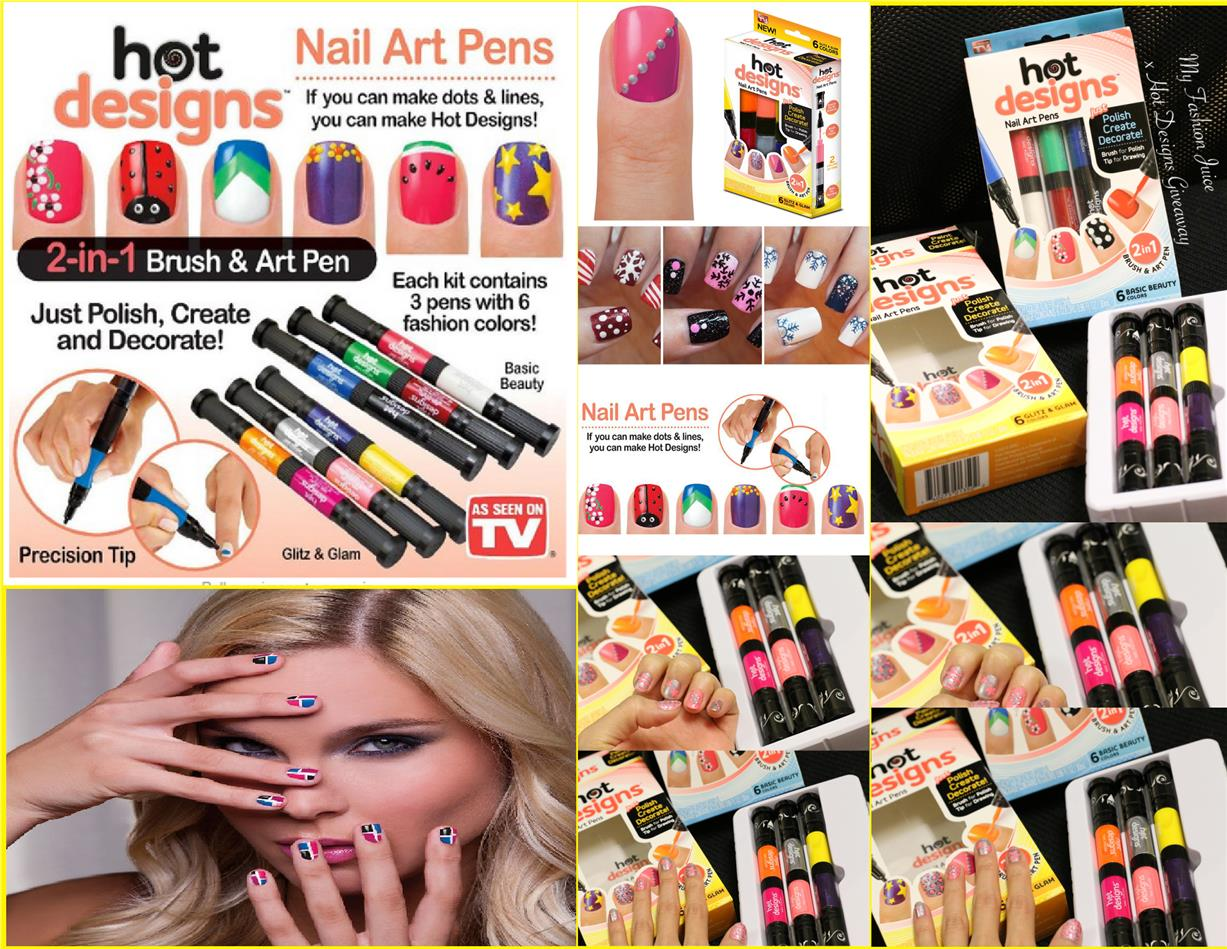 It S Fun To Use Easy Remove And Will Make Your Nails Look Better Than Ever Try Hot Designs Nail Art Pens Today