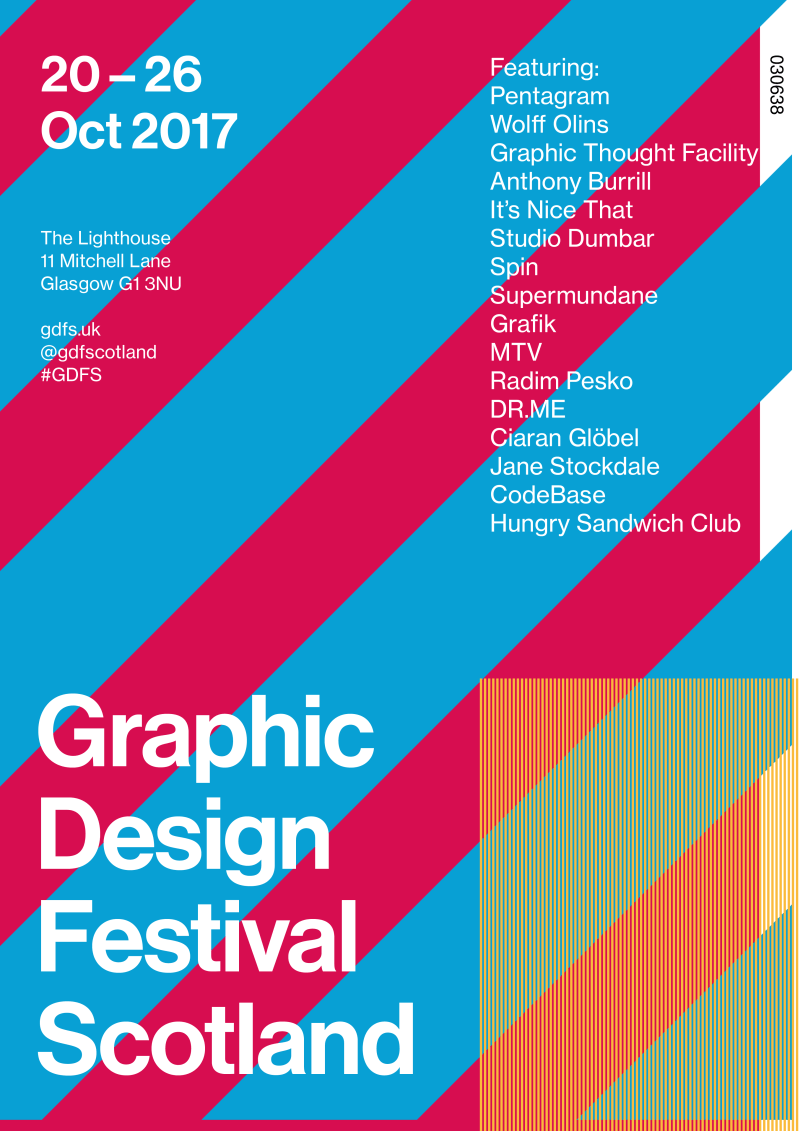 Graphic Design Festival, Scotland