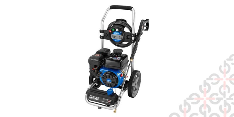 [Solved] Powerstroke PS80996 3100 PSI Pressure Washer PDF