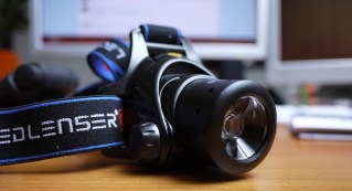 LED LENSER Test 007
