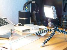 Litepanels Croma – Aufnahmeaufbau