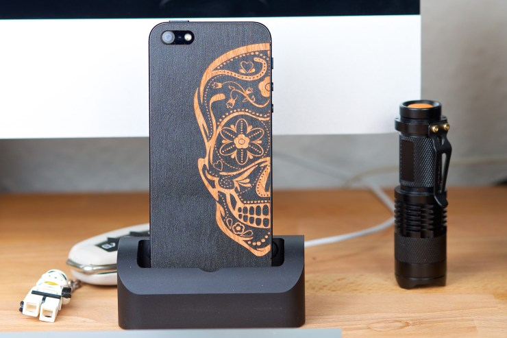 Lazerwood Iphone 5 Cover Gdgts